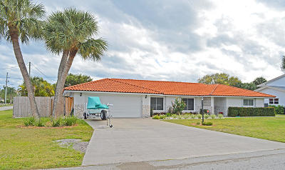 Fort Pierce Single Family Home For Sale: 1513 Thumb Point Drive