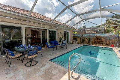Palm Beach Gardens Single Family Home For Sale: 4707 Dovehill Drive