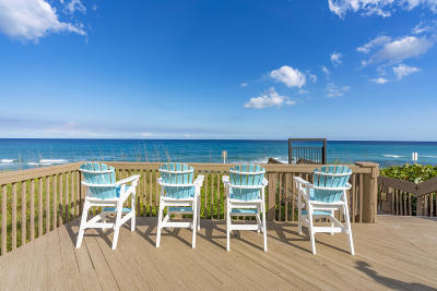 Singer Island Condo For Sale: 5280 Ocean Drive #14-C