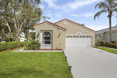 Greenacres Single Family Home For Sale: 100 Rosewood Lane