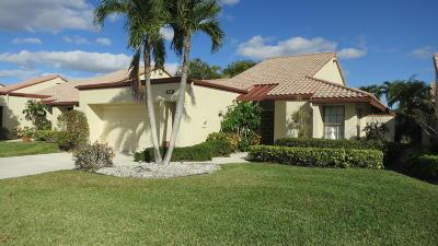 Boynton Beach Single Family Home For Sale: 5654 Kiowa Circle