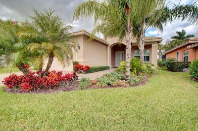 Boynton Beach Single Family Home For Sale: 8703 Carmel Mountain Way