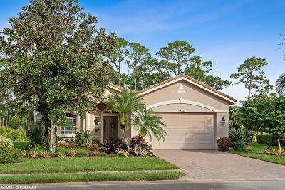 Port Saint Lucie Single Family Home For Sale: 9030 Pumpkin Ridge