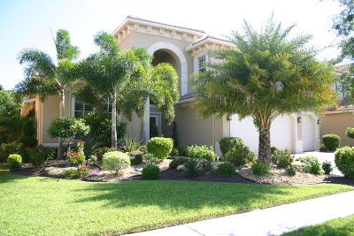 Royal Palm Beach Single Family Home For Sale: 574 Edgebrook Lane