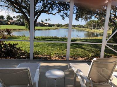 West Palm Beach Single Family Home For Sale: 8162 Quail Meadow Trace