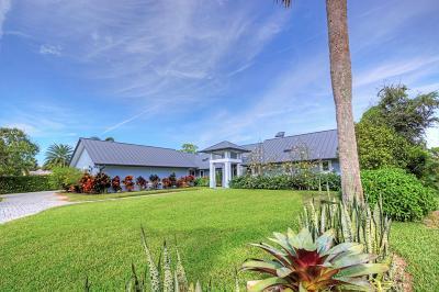 Stuart Single Family Home For Sale: 6105 SE Mariner Sands Drive