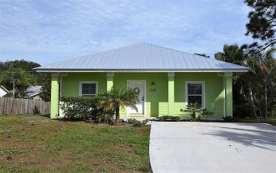 Stuart Single Family Home For Sale: 1133 NW 12th Terrace