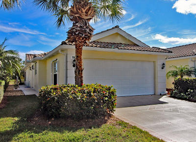 Hobe Sound Single Family Home Contingent: 7937 SE Peppercorn Court