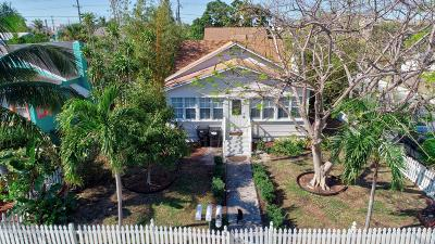 Lake Worth Multi Family Home For Sale: 101 S C Street