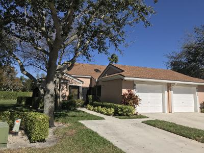 Boca Raton Single Family Home For Sale: 8231 Springlake Drive