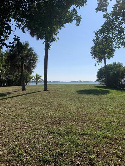 West Palm Beach Residential Lots & Land For Sale: 3800 North Shore Drive
