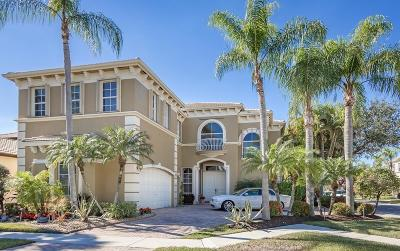Delray Beach Single Family Home For Sale: 16285 Via Venetia W