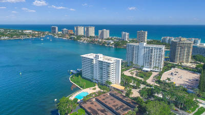 Boca Raton Condo For Sale: 875 E Camino Real #15d