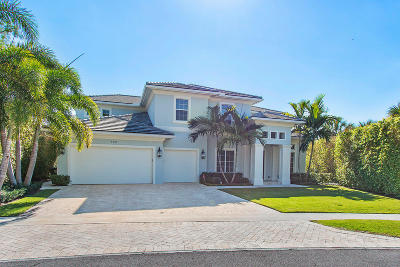 Boca Raton FL Single Family Home For Sale: $1,995,500