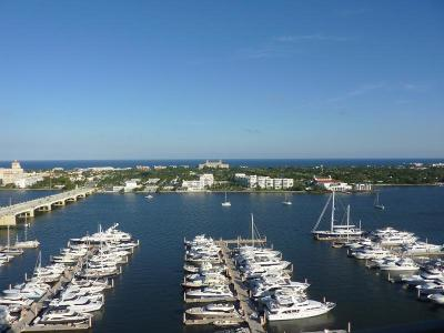 West Palm Beach Rental Leased: 400 Flagler Drive #Ph-B3