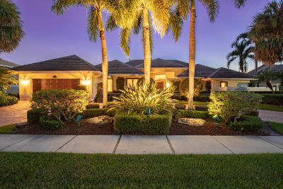 Boca Raton Single Family Home For Sale: 3060 Windsor Place