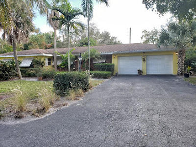 Delray Beach Single Family Home For Sale: 760 NW 7th Street