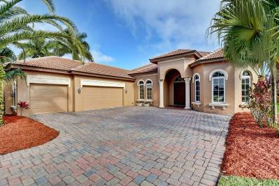 Port Saint Lucie Single Family Home For Sale: 888 SW Grand Reserve Boulevard