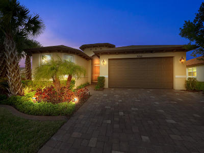 Port Saint Lucie Single Family Home For Sale: 11352 SW Wyndham Way