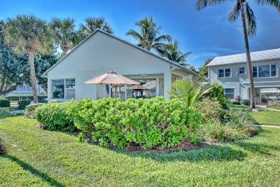 Hillsboro Beach Single Family Home For Sale: 1221 Hillsboro Mile-A1a #9