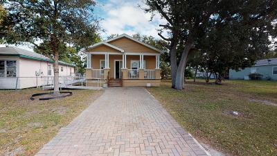Fort Pierce Single Family Home For Sale: 516 Douglas Court