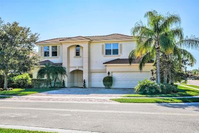 Palm Beach Gardens Single Family Home For Sale: 102 Alegria Way