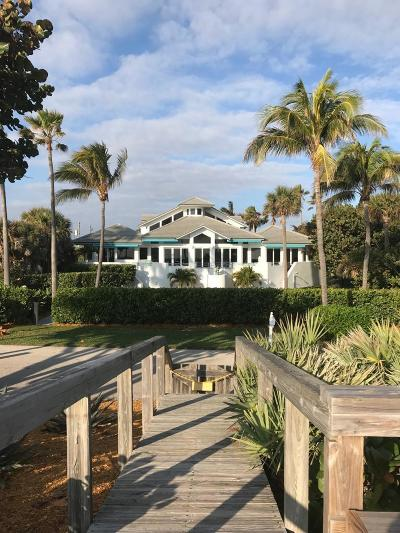 Ocean Ridge Rental For Rent: 5512 Old Ocean Boulevard