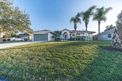 Port Saint Lucie Single Family Home For Sale: 242 SW Glenwood Drive