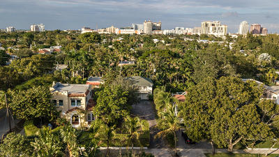 West Palm Beach Multi Family Home For Sale: 619 Biscayne Drive #E