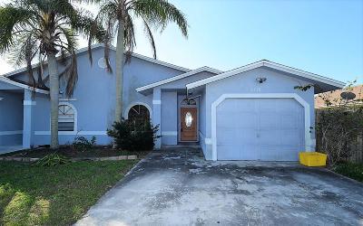 Stuart Single Family Home For Sale: 4719 SE Salvatori Road