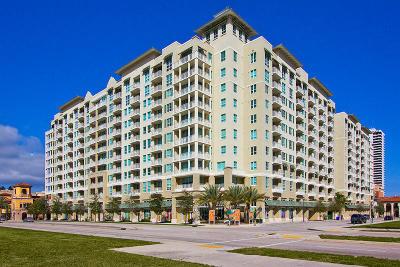 City Palms, City Palms Condo, City Palms Condominium, City Palms At City Place, City Palms Condo At City Place, City Palms Condominiums Rental For Rent: 480 Hibiscus Street #525