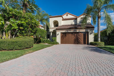 Boca Raton Single Family Home For Sale: 23348 Mirabella Circle