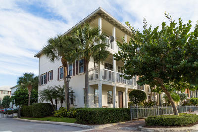 Delray Beach Townhouse For Sale: 103 SW 2nd Avenue