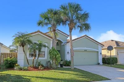 Wellington Single Family Home For Sale: 10770 Oak Bend Way