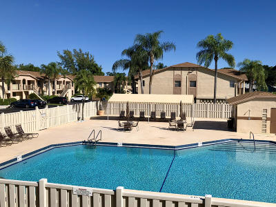 Boca Raton Condo For Sale: 9466 Boca Cove Circle #311