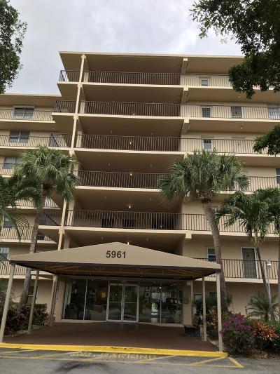 Boca Raton Condo For Sale: 5961 NW 2nd Avenue #507