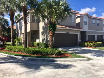 Boca Raton Townhouse For Sale: 20951 Via Azalea #6