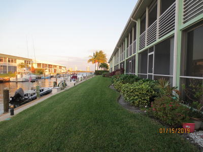 North Palm Beach Condo For Sale: 117 Lehane Terrace #104