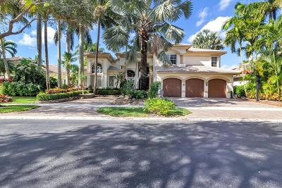 Boca Raton Single Family Home For Sale: 11803 Bayfield Drive