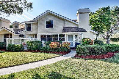 Boynton Beach Townhouse For Sale: 1301 Copley Court