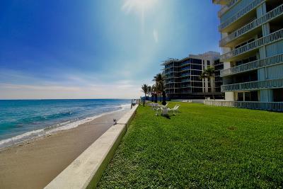 South Palm Beach Condo Sold: 3570 S Ocean Boulevard #205