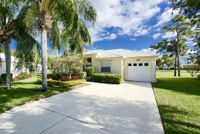 Tequesta FL Single Family Home For Sale: $324,900