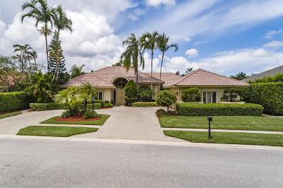 Boca Raton Rental For Rent: 7279 Valencia Drive