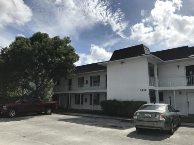 West Palm Beach Rental For Rent: 4931 Wedgewood Way #7