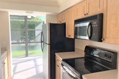 Delray Beach Condo For Sale: 1060 Homewood Boulevard #J103