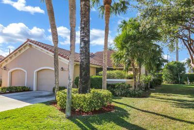 Boca Raton Single Family Home For Sale: 21569 Altamira Avenue