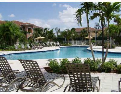 West Palm Beach Rental For Rent: 6458 Emerald Dunes Drive #202