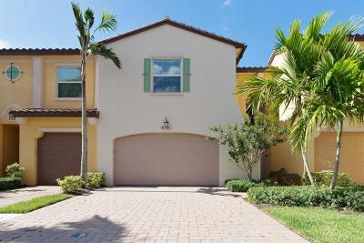 Palm Beach Gardens Rental For Rent: 4351 Mediterranean Circle