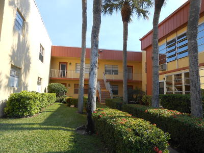 Delray Beach Condo For Sale: 326 Piedmont #G