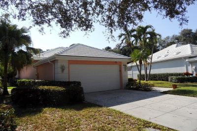 Palm Beach Gardens Single Family Home For Sale: 8532 Doverbrook Drive